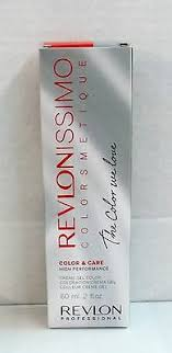 <b>Revlonissimo COLORS METIQUE</b> Color & Care Creme Gel <b>Hair</b> ...