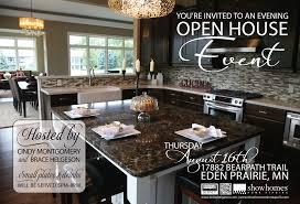 real estate open house flyers chelsie lopez production marketing open house bearpath 01
