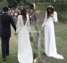 2018 <b>White Summer Beach Wedding</b> Dress Lace Appliques Cap ...