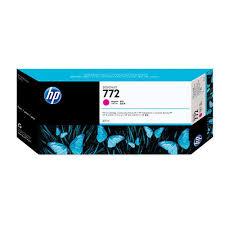 <b>HP 772</b> 300-ml Magenta <b>DesignJet</b> Ink Cartridge, Deskjet Ink ...