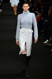 <b>Delpozo</b> Mohair Sweater with Bubbles in White (Nacre White) | Lyst ...