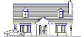 Blueprint Home Plans  House Plans  House Designs  Planning    No    Tullyard   View Details