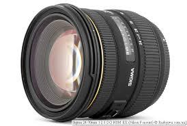 <b>Sigma 24</b>-<b>70mm</b> 1: <b>2.8</b> EX DG HSM Review   Happy