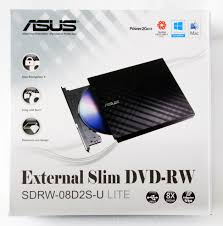 Обзор внешнего оптического <b>привода ASUS SDRW-08D2S-U Lite</b> ...