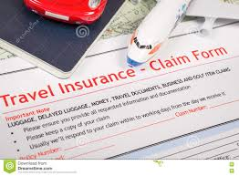 travel insurance claim application form on table business and r travel insurance claim application form on table business and r