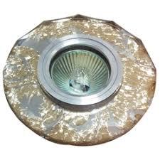 Встраиваемый <b>светильник De Fran</b> FT 795, хром / зеркальный ...