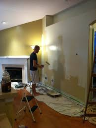Painting Living Room Walls Two Colors Tan Living Room Paint Colors Purple Leather Sofa Beige Rattan