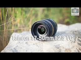<b>Tamron AF SP</b> 17-50mm F2.8 VC XR Di II - Обзор Доступного ...