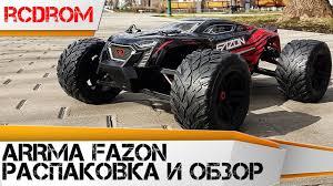 Arrma fazon 6s blx. <b>Радиоуправляемый</b> внедорожник 100 км/ч ...