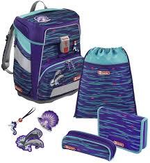 Купить <b>Ранец Step By</b> Step SpACE Happy Dolphins 5 предметов в ...
