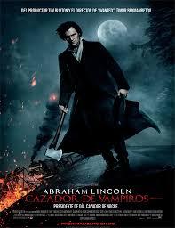 Ver Abraham Lincoln: Cazador de vampiros (2012) online