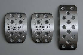 <b>Накладки</b> для <b>педалей</b> Megane <b>II</b> GT, RS, CC — Renault Megane ...