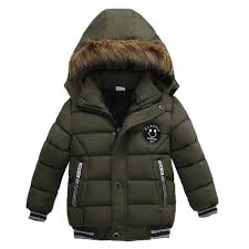 Baby Boys Jacket <b>2018 Autumn Winter</b> Jacket For Boys Children ...