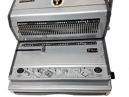 Used <b>WireMac</b>-<b>31 Wire Binding</b> Machine 3:1 Pitch Punching Akiles ...