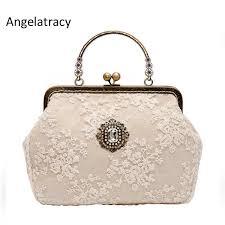 <b>Angelatracy 2018</b> Brocade Floral Handbag for <b>Women Antique</b> Tote ...