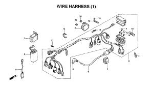 honda 420 atv wiring diagram honda wiring diagrams