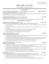 Sample Resume For Personal Banker Susan Ireland