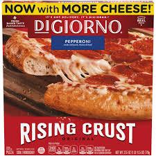 Rising Crust Pizza | Pepperoni | DiGiorno