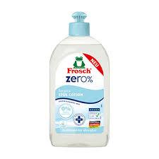 <b>Бальзам</b> для мытья посуды <b>Frosch ZERO</b>% Sensitive ...