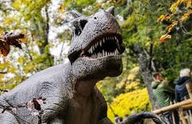 <b>Dinosaurs</b> at Blair Drummond | Blair Drummond Safari Park