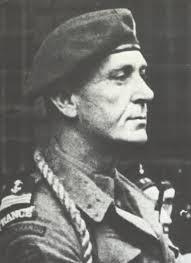 Débarquement du 6 juin 44. Pour ceux ayant la mémoire courte. Philippe Kieffer, combattant de la France Libre, commandant le 1er Batallion FM Commando. - Commando%2520kieffer