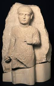 best images about r art statue of museums carved limestone funerary stela of a standing boy palmyra 150 200 a d