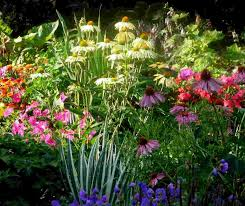 Small Picture Rustic Flower Garden Ideas Perfect Home and Garden Design