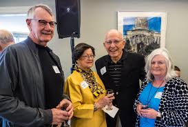 photographs from mu retiree s association events mizzou alumni john johnson darlene miles john miles nancy johnson