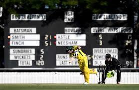 Full scorecard: Australian XI v NZ XI | cricket.com.au