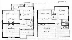 Folk Victorian House Plans from the mid  s