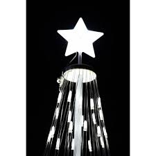 living lighted twinkle tree outdoor