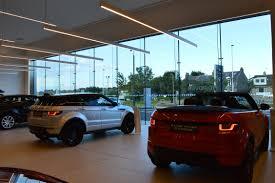 Range Rover Dealerships State Of The Art Jaguar Land Rover Dealership Opens In Aberdeen