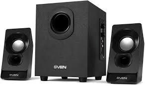 Купить <b>Sven MS</b>-<b>85</b> black в Москве: цена <b>колонок</b> для компьютера ...