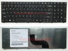 100% Brand <b>New Original laptop</b> keyboard for ACER Aspire 5750 ...