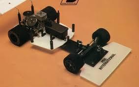 Chasis Mobil Remote