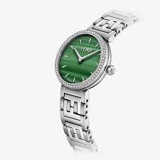19 мм - Часы с <b>браслетом</b> Logo FF - FOREVER FENDI | Fendi