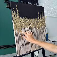 <b>Картина</b> с поталью - это что-то удивительное!