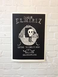 the shop of robert rubbish senor elmerez performs the complete senor elmerez performs the complete works of william shakespeare