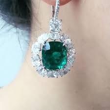 bola3jewelry's photo on Instagram <b>Tourmaline</b> Earrings, Emerald ...