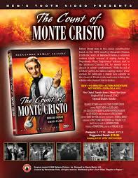 the count of monte cristo is digitally re mastered for  click to enlarge