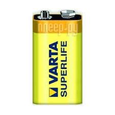 <b>Батарейка КРОНА Varta 6F22</b> 2022 08450