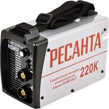 Аппарат сварочный инверторный <b>Ресанта САИ-190ПН</b> купить в ...