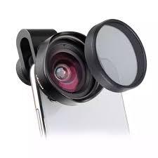 Широкоугольный <b>объектив Ulanzi</b> HD <b>16mm</b> CPL для смартфонов