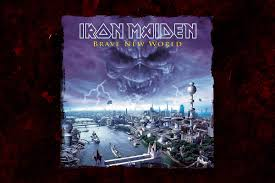 19 Years Ago: <b>Iron Maiden</b> Release '<b>Brave</b> New World'