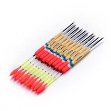 <b>11 colors</b> Top Quality !! Fishing Float Set Balsa Wood <b>3Pcs</b>/<b>set</b> ...