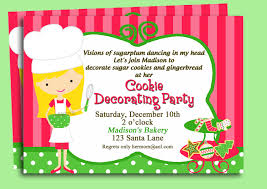 invitations page of mickey mouse invitations templates christmas cookie invitation printable or printed by thatpartychick