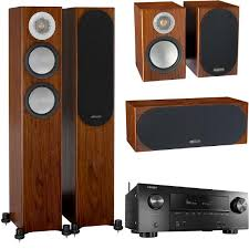 <b>Monitor</b> Audio Silver N4 + Denon AVR-X2600H, купить <b>комплект</b> ...