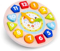 ROZETKA | Развивающая игрушка-<b>сортер New Classic Toys</b> Часы ...