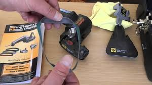 <b>Work Sharp</b> Knife & Tool Sharpener - система заточки ваших ...