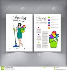 w in uniform cleaning services stock vector image  cleaning services
